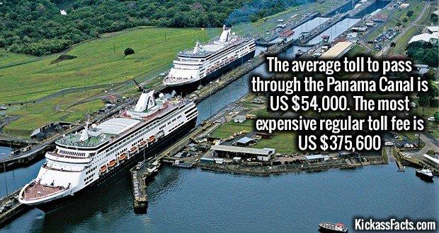 1229 Panama Canal
