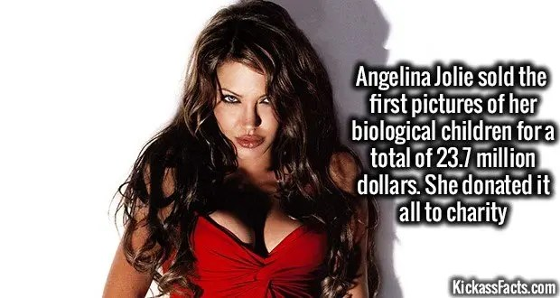 1246 Angelina Jolie