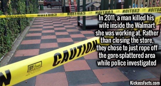 1251 Walmart Murder