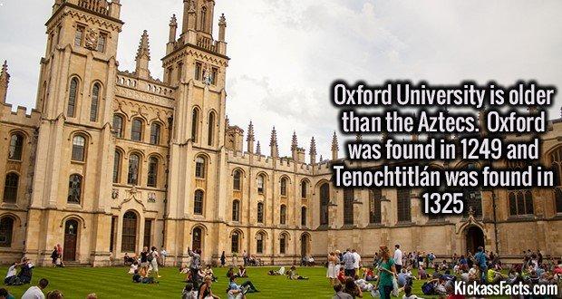 1271 Oxford University