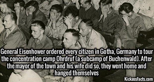 1372 Concentration Camp Tour