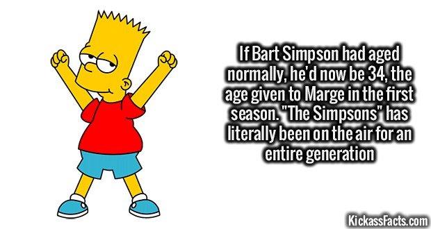 1406 Bart Simpson