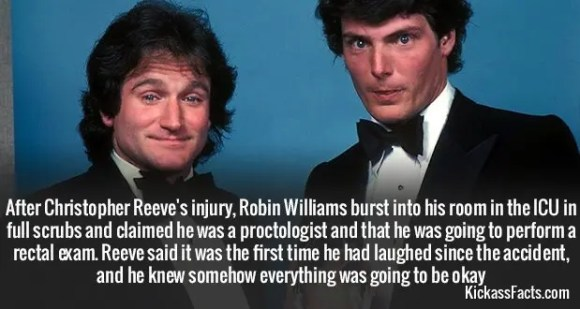 819Christopher Reeve-Robin Williams
