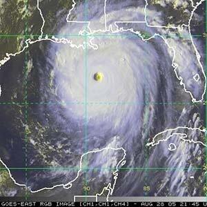 Hurricane Katrina-Crazy Conspiracy Theories