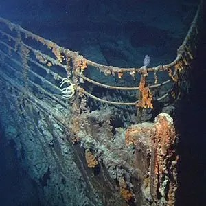 Titanic Submerged-Interesting Facts About Titanic