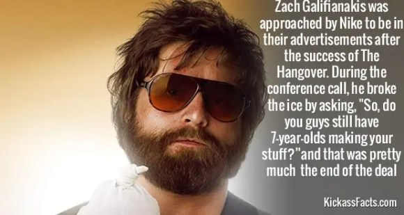 312 Zach Galifianakis