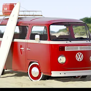 Volkswagen type 2-Random Fact List