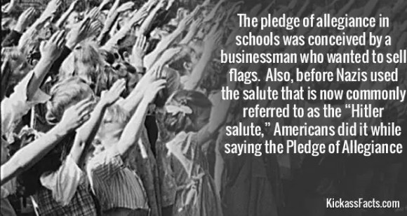 463Pledge of allegiance