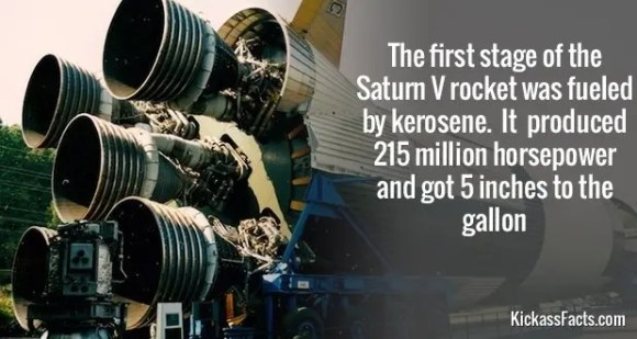 479Saturn V First Stage