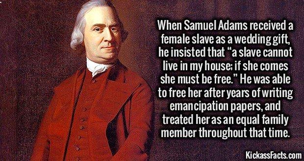 1776 Samuel Adams