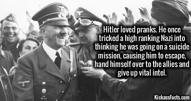 1789 Hitler Pranks