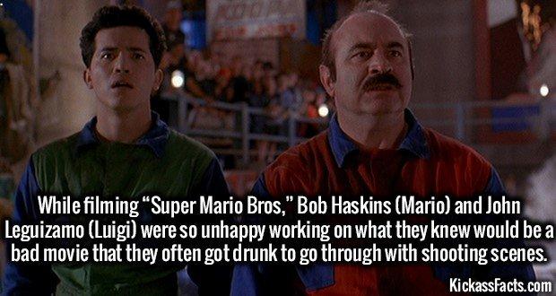 1809 Super Mario Bros Movie