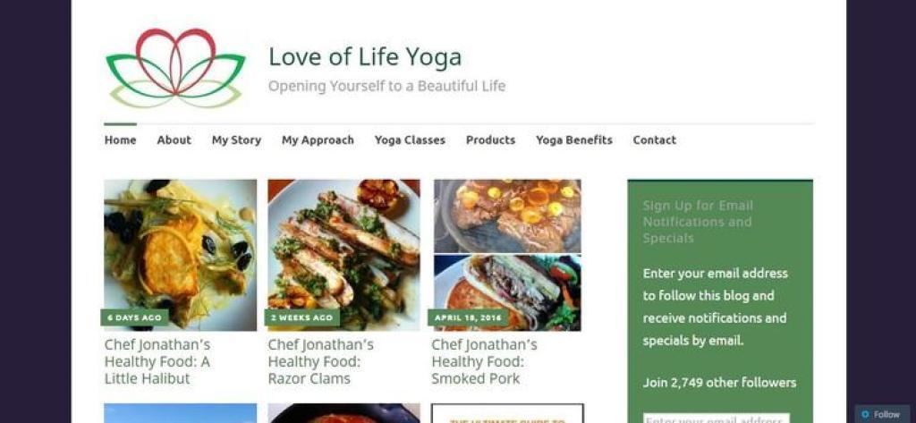 Love of Life Yoga