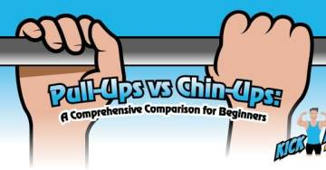Pull-Ups vs Chin-Ups: A Comprehensive Comparison for Beginners