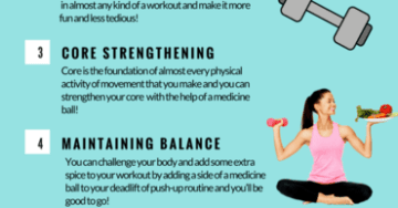 7 Surprising Benefits of Medicine Ball: The Forgotten Hero