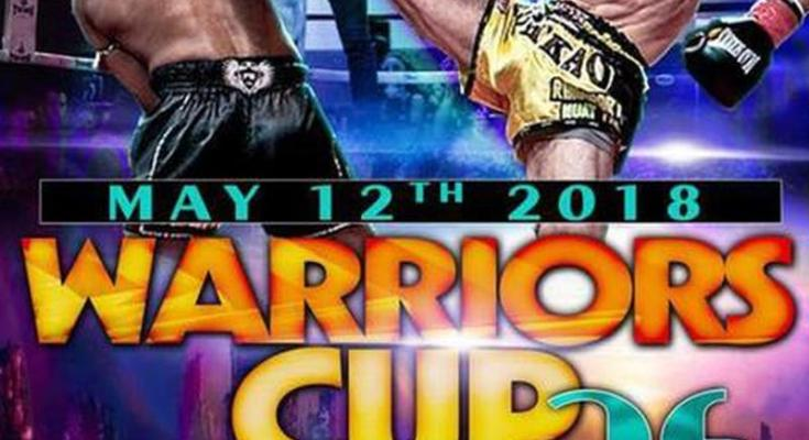 warriors cup 36 poster