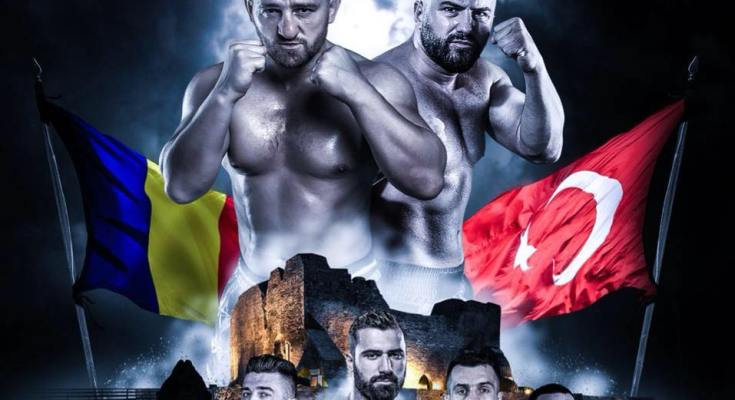 Dynamite Fighting Show 2 Poster