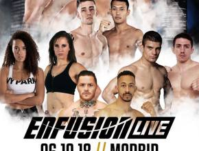 Enfusion Madrid Poster