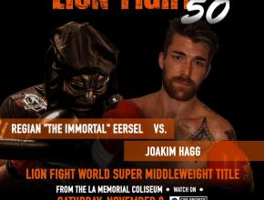 Eersel fight poster