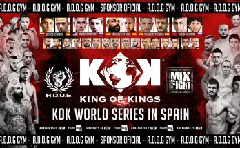 KOK World Series in Spain Poster