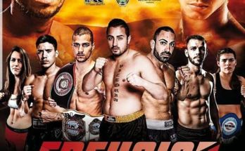 enfusion tenerife poster