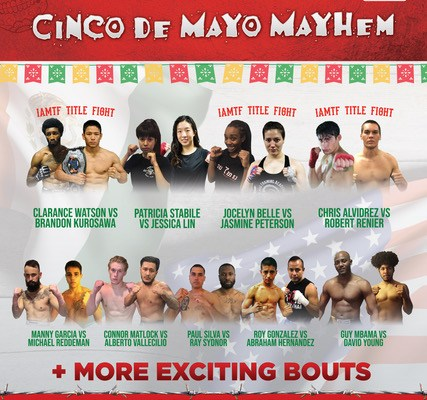 cinco de Mayo Mayhem