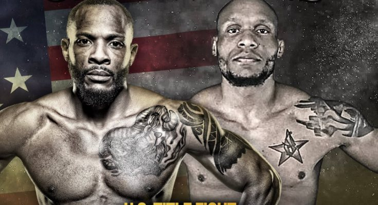 Taylor Jackson Fight Poster
