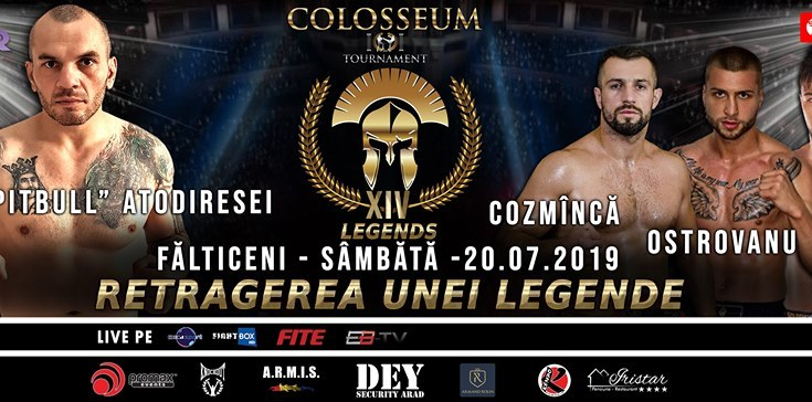 Colosseum 14 Poster