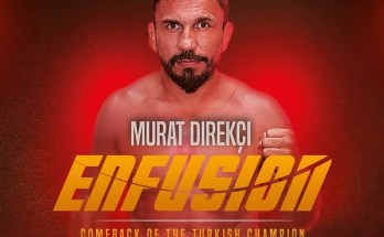 Direkci Fight Poster