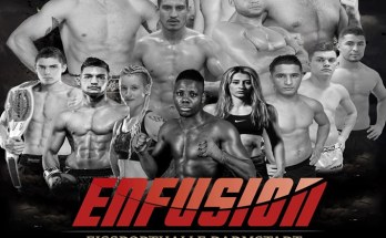 Enfusion Darmstadt Fight Poster