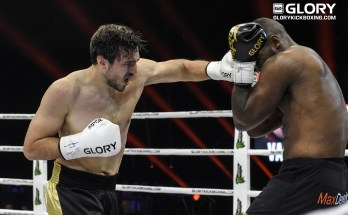 Vakhitov Throws Punch at Abena