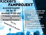 Relegation – Auswärtsspiel am Mittwoch, 05.06.2019, um 19 Uhr gegen FC Bayern Alzenau