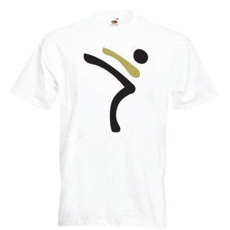 Kicking Man BIG Logo black-and-gold-on-WHITE-2R