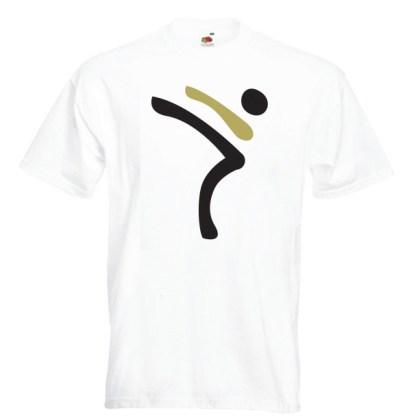 Kicking Man BIG Logo black-and-gold-on-WHITE-2R