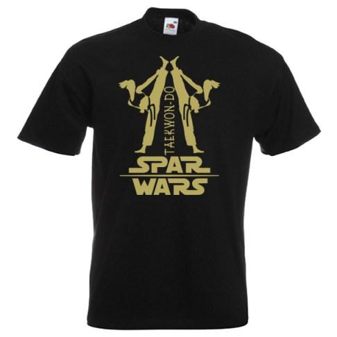 spar-wars-ladies-gold-on-black-Tshirts-2018