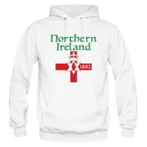 NORTHERN IRELAND Football Hoodies