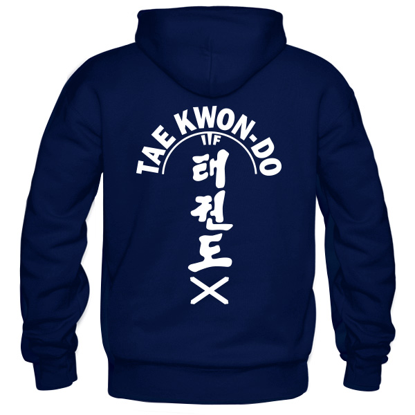 customise any Hoodie scottish taekwondo