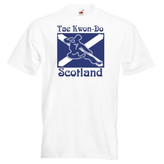 Scottish Taekwondo T-Shirt