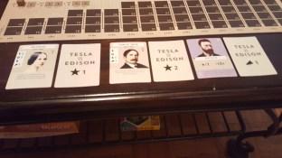 A few luminary and propaganda cards.