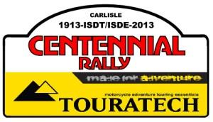 Centennial Rally logo