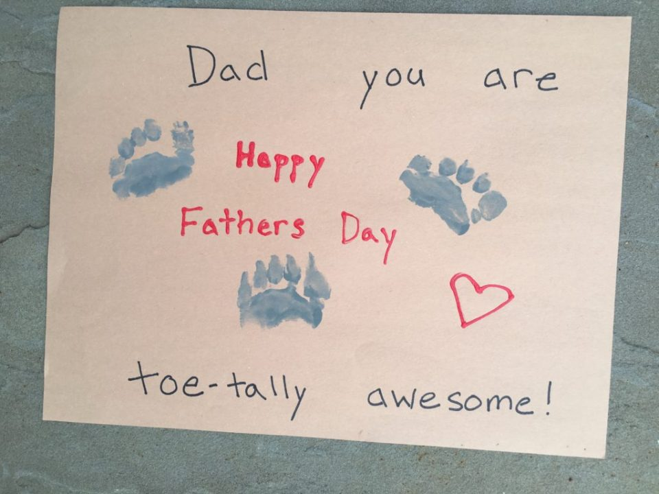 DIY Father's Day Craft