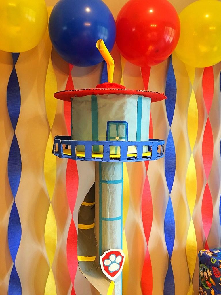 Paw Patrol Birthday Party Theme