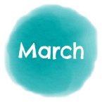 March Creative Challenges
