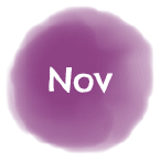 November Creative Challenges
