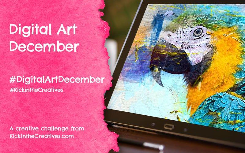 Digital Art December