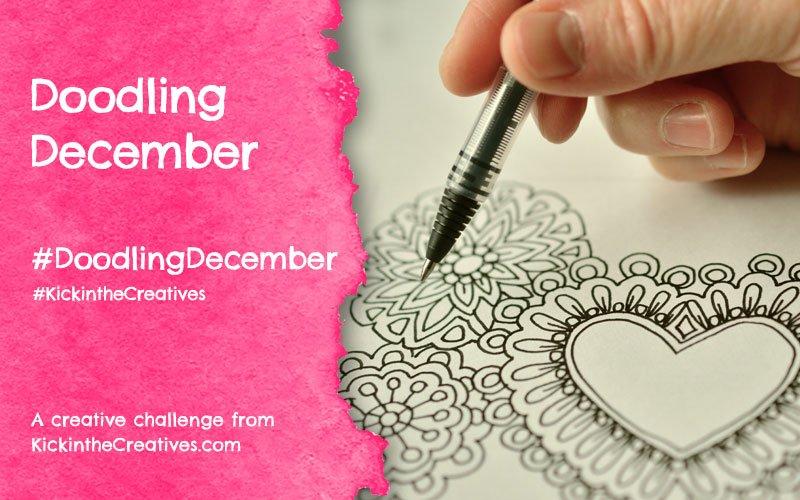 Doodling December
