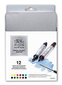 Winsor and Newton Watercolour Markers