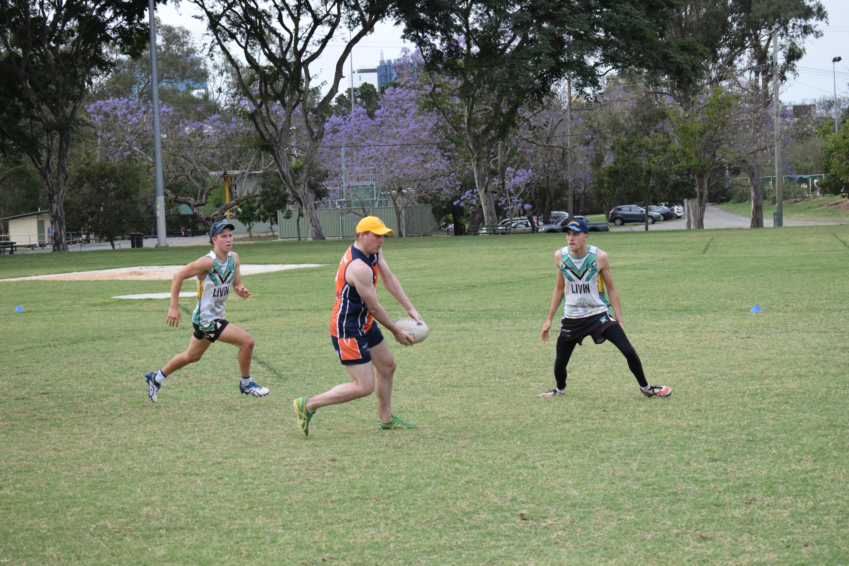 2017 Representative Tournament, Jack Cook Memorial Park, Taringa, Brisbane.