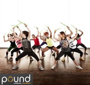 Pound fitness-dance-fitness-music-workout-class-pound-drumming