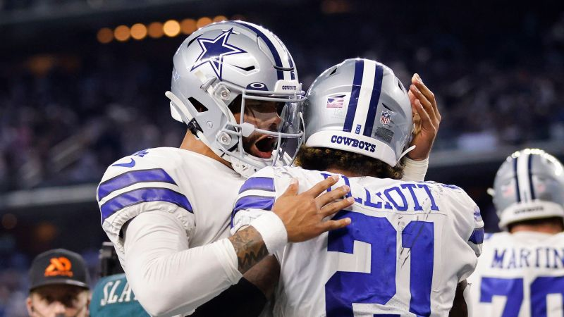 Review MNF #3: Eagles 21 @ 41 Cowboys